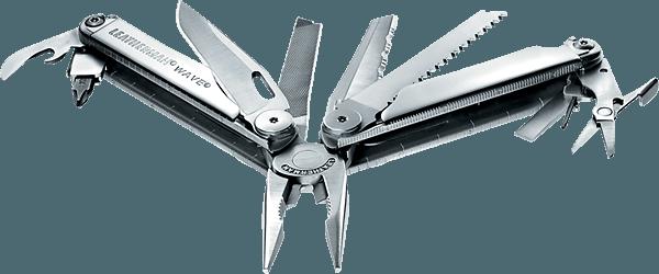 Puukot ja monitoimityökalut
