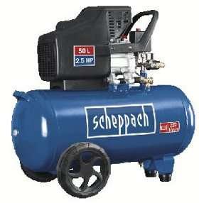 Scheppach HC51 Kompressori