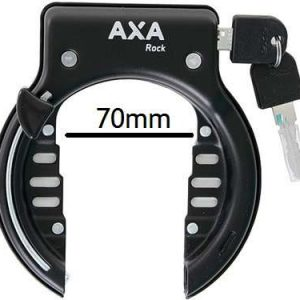 Axa rock runkolukko polkupyörään - Verkkomarket.com