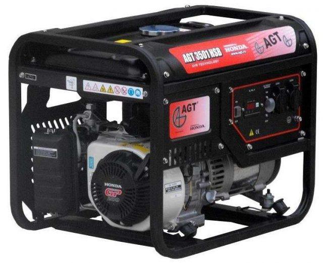 AGT Generaattori 3501 HSB GP TTL - Verkkomarket.com