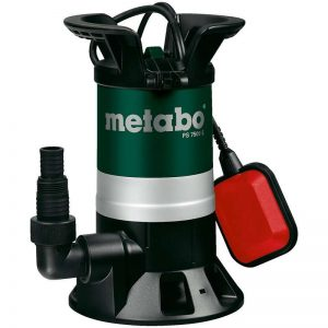 metabo ps7500s uppopumppu