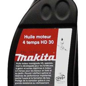 Makita Moottoriöljy HD30, 0,6l purkki