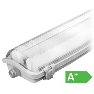 LED-KATTOVALAISIN IP65 2X22 1500MM